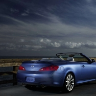 2009 Infiniti G Convertible 3 Hd Wallpapers