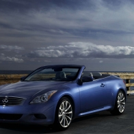 2009 Infiniti G Convertible 4 Hd Wallpapers