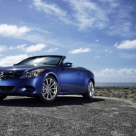 2009 Infiniti G Convertible Hd Wallpapers