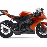 2009 Kawasaki Ninja Zx 10r Red Wallpapers