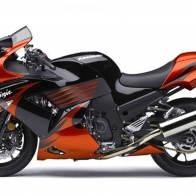 2009 Kawasaki Ninja Zx 14 Wallpapers