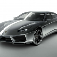 2009 Lamborghini Estoque Hd Wallpapers