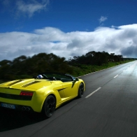2009 Lamborghini Gallardo Lp560 4 Spyder 3 Hd Wallpapers