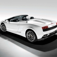 2009 Lamborghini Gallardo Spyder Hd Wallpapers
