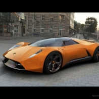 2009 Lamborghini Insecta Concept Design Hd Wallpapers