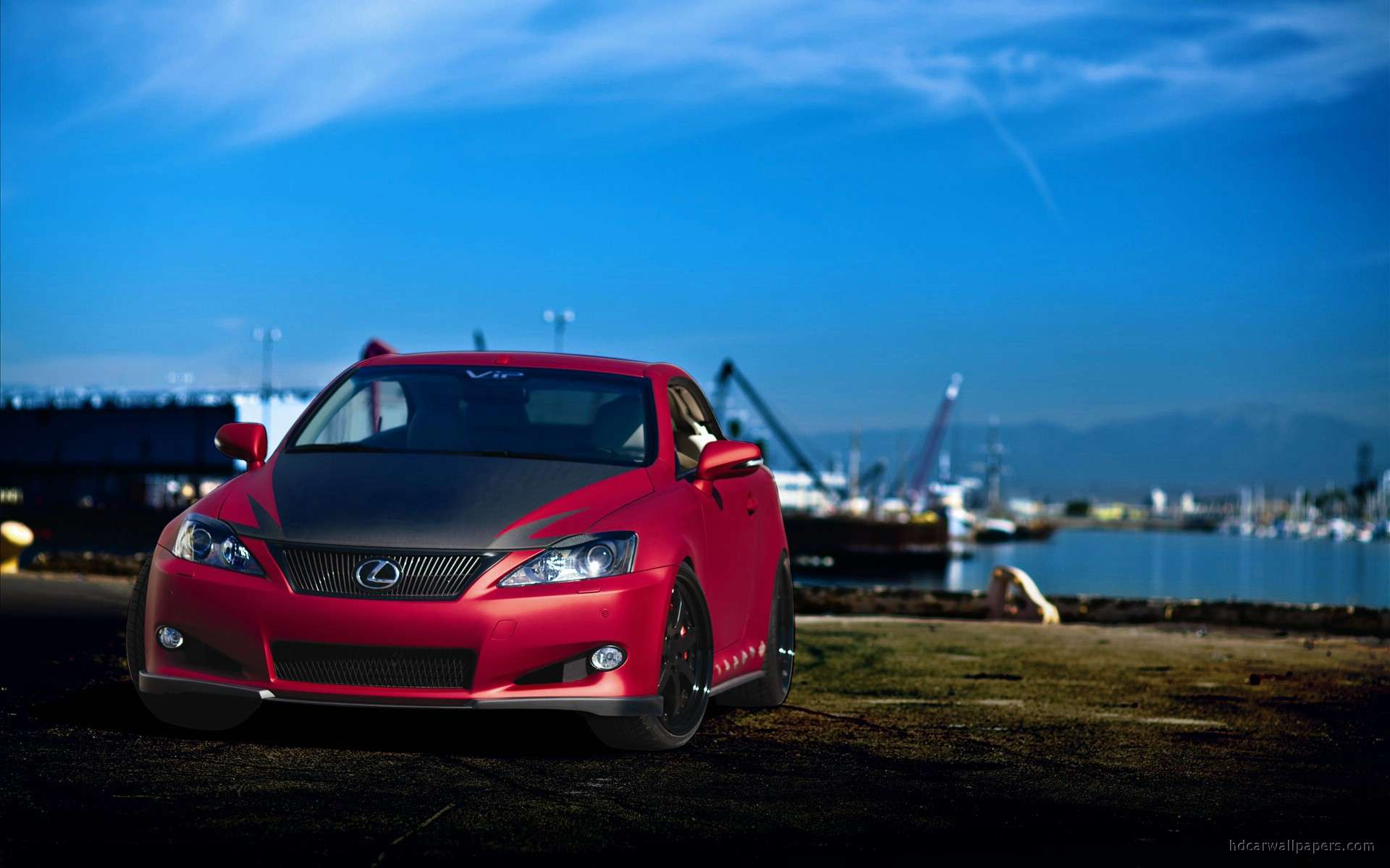 2009 Lexus Is 350c Hd Wallpapers