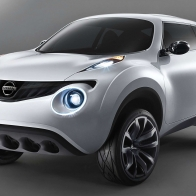 2009 Nissan Qazana Concept Hd Wallpapers
