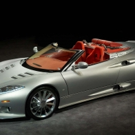 2009 Spyker C8 Aileron Spyder Hd Wallpapers