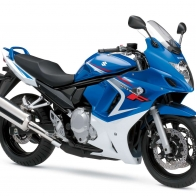2009 Suzuki Gsx 650f Motor Sport Wallpapers