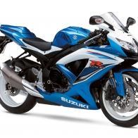 2009 Suzuki Gsx R600 Bike Wallpapers