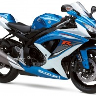 2009 Suzuki Gsx R750 Wallpapers