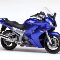 2009 Yamaha Fjr1300 Motor Bike Wallpapers