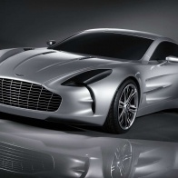 2010 Aston Martin One 77 3 Wallpapers