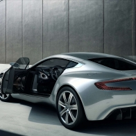 2010 Aston Martin One 77 Wallpapers
