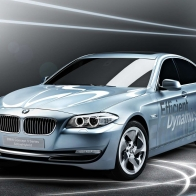 2010 Bmw Series 5 Active Hybrid Concept Hd Wallpapers
