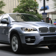 2010 Bmw X6 Activehybrid Hd Wallpapers