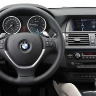 2010 Bmw X6 Activehybrid Interior Hd Wallpapers