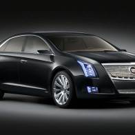 2010 Cadillac Xts Platinum Concept Hd Wallpapers