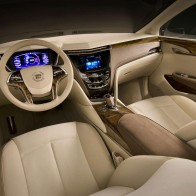 2010 Cadillac Xts Platinum Concept Interior Hd Wallpapers