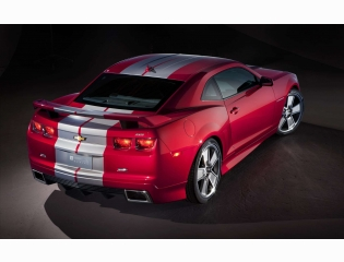 2010 Chevrolet Camaro Red Flash Concept 2 Hd Wallpapers