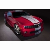 2010 Chevrolet Camaro Red Flash Concept Hd Wallpapers
