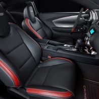 2010 Chevrolet Camaro Red Flash Concept Interior Hd Wallpapers