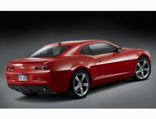 2010 Chevrolet Camaro Rs 5 Hd Wallpapers