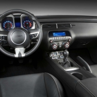 2010 Chevrolet Camaro Ss Interior Hd Wallpapers