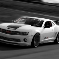 2010 Chevrolet Camaro Ssx Concept Hd Wallpapers