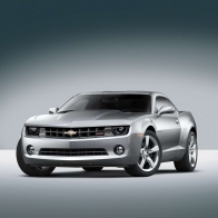 2010 Chevrolet Camaro Wallpaper