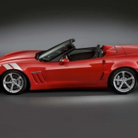 2010 Chevrolet Corvette Grand Sport Hd Wallpapers