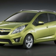 2010 Chevrolet Spark Hd Wallpapers