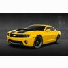 2010 Chevy Camaro Yellow Wallpaper