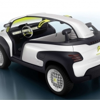 2010 Citroen Lacoste Concept 2 Hd Wallpapers