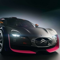 2010 Citroen Survolt Concept Hd Wallpapers