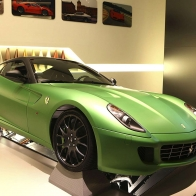 2010 Ferrari 599 Gtb Hy Kers Concept 2 Hd Wallpapers