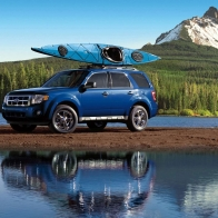 2010 Ford Escape Hd Wallpapers