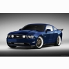 2010 Ford Mustang At Sema 2009 Hd Wallpapers