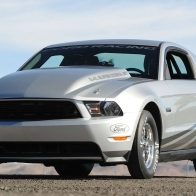 2010 Ford Mustang Cobra Jet Hd Wallpapers