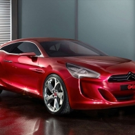 2010 Gqbycitroen Concept Car Hd Wallpapers