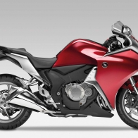 2010 Honda Vfr1200f Bike Widescreen Wallpapers