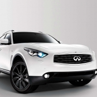 2010 Infiniti Fx Limited Edition Hd Wallpapers