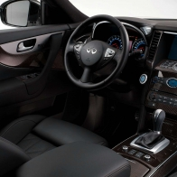 2010 Infiniti Fx Limited Edition Interior Hd Wallpapers