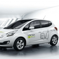 2010 Kia Venga Ev Concept Hd Wallpapers