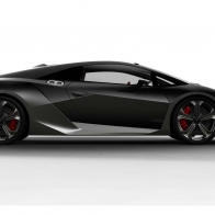 2010 Lamborghini Sesto Elemento Concept 3 Hd Wallpapers