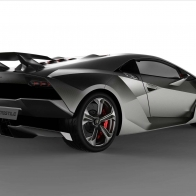 2010 Lamborghini Sesto Elemento Concept 4 Hd Wallpapers