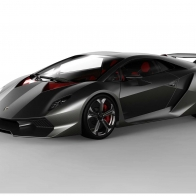 2010 Lamborghini Sesto Elemento Concept Hd Wallpapers