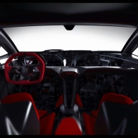 2010 Lamborghini Sesto Elemento Concept Interior Hd Wallpapers
