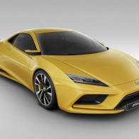 2010 Lotus Elan Concept Hd Wallpapers