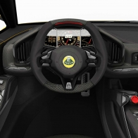 2010 Lotus Elan Concept Interior Hd Wallpapers